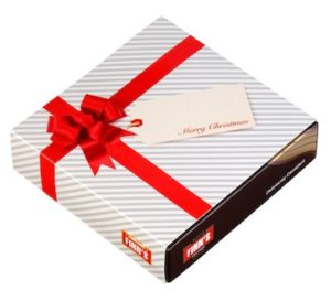 Corporate Gift Box by Finns Fudge